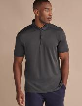 Men`s Stretch Polo Shirt + Wicking Finish